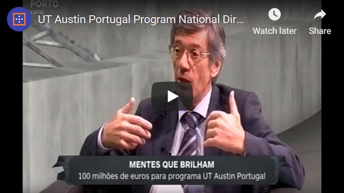 "Porto Canal | UT Austin Portugal Program National Director at ""Mentes que Brilham"" - UT Austin ..."