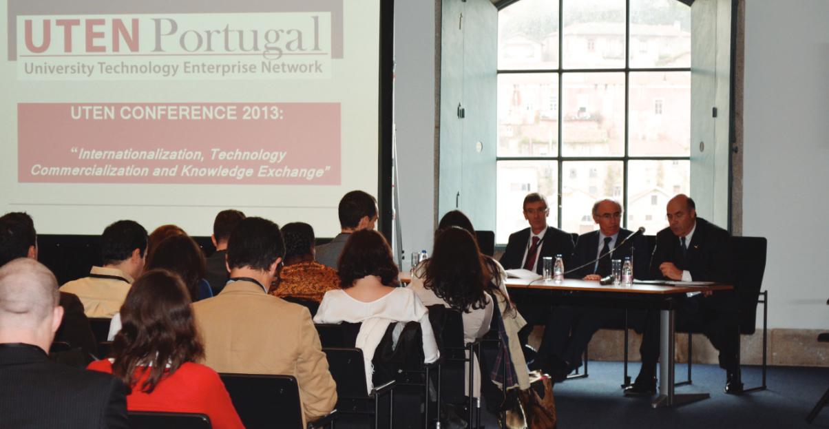 UTEN workshops and training initiatives for Portuguese entrepreneurs
