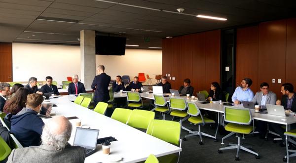 Portuguese delegation visits UT Austin to kick-start activities