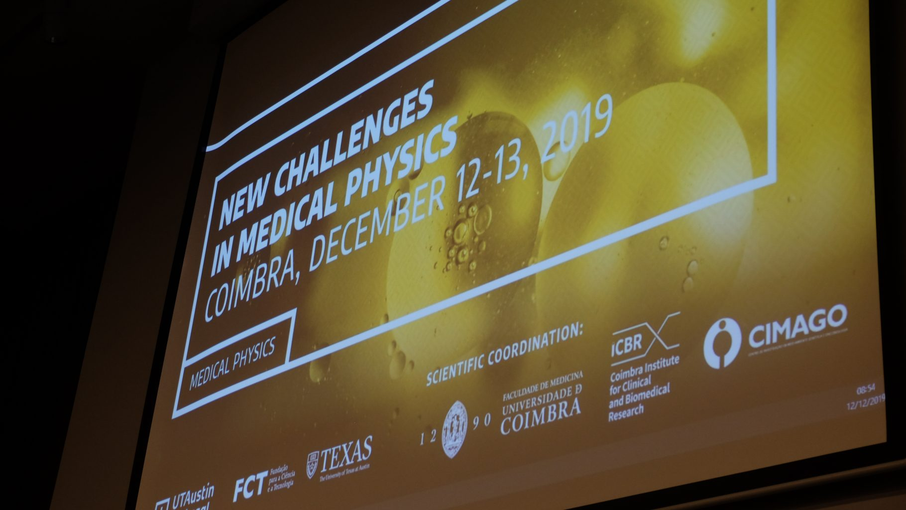 New Challenges in Medical Physics Conference