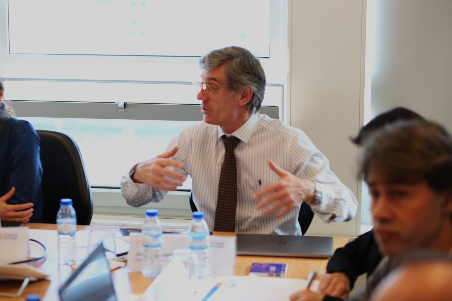 Program's Leadership and PT Area Directors Meeting